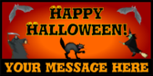 Happy Halloween! (Message)