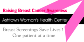 Breast Screenings Save Lives