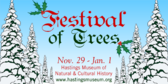 Festival of Christmas Trees