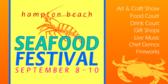 Seafood Festival Lobster & Crab