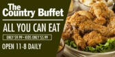 All You Can Eat Buffet Daily