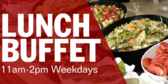 Weekday Lunch Buffet