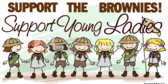 Support the Brownies