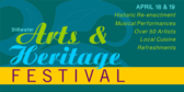 Arts Heritage Festival