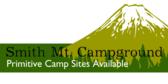 Primitive Camp Sites Available