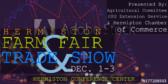 Farm Fair & Trade Show