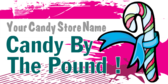 Candy Store Candy By The Pound