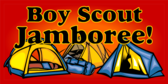 Boy Scout Jamboree Tents