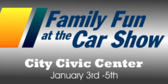Family Fun At The Car Show