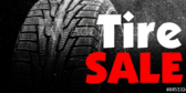 Tire Sale Bevel