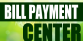 Bill Payment Center Green