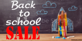 Back to School Sale Holiday
