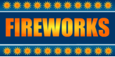 Fireworks Celebration Banners