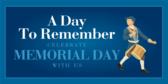 Memorial Day Celebrate