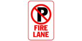 Fire Lane No P