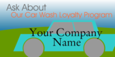 Car Wash Loyalty Program