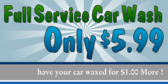 Full Service Car Wash Low Price