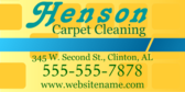 Carpet Cleaning Contact