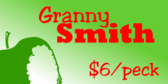 Granny Smith By the Peck