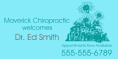 Chiropractic Appointment