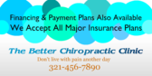 Chiropractic Clinic Insurance Plan