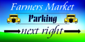 Farmers Market Parking