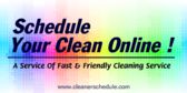 Fast And Friendly Cleaning Service