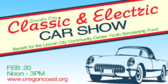 Classic and Electric Car Show
