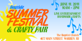 Summer Festival and Craft Fair