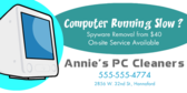 Onsite Computer Service Available