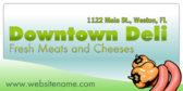 Downtown Deli Products
