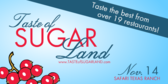 Taste of Sugar Land