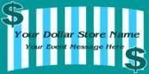 Dollar Store Event