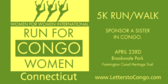 Run/Walk for Congo