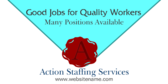 Good Jobs for Quality Workers