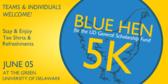 Blue Hen 5k