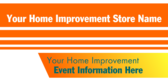 Home Improvement Event Information