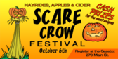 Halloween Scarecrow Festival