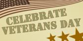 Celebrate Veteran's Day