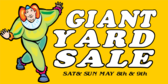 Giant Yard Sale