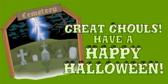 Happy Halloween! (Ghouls)