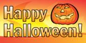 Happy Halloween! (Pumpkin)
