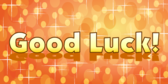 Wishing Good Luck