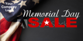 Generic Memorial Day Sale