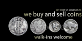 We Buy And Sell Coins
