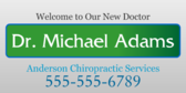 New Doctor Chiropractic Services