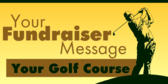 Generic Golf Course Fundraiser