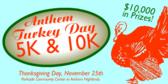 Turkey Day 5k & 10k
