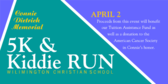 Memorial 5k Kiddie Run