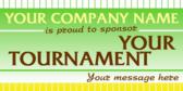 Generic Tournament Sponsor